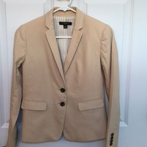 Great deal on blazer with small mark on fabric
